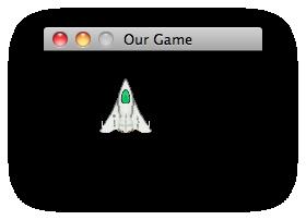 Starship player